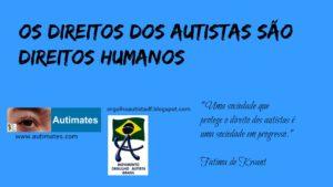 direitos dos autistas